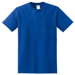 Blend Poly Pocket T-Shirt
