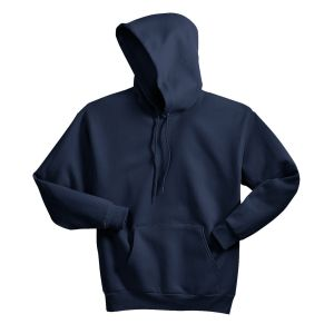 Hanes ComfortBlend EcoSmart Pullover Hooded Sweatshirt