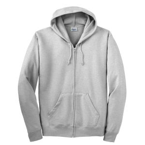 Hanes ComfortBlend EcoBlend Full-Zip Hooded Sweatshirt