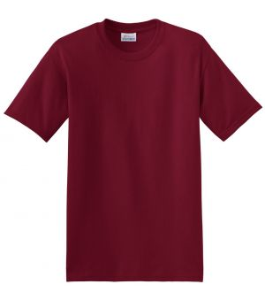 Hanes ComfortSoft 50 50 Cotton Poly T-Shirt