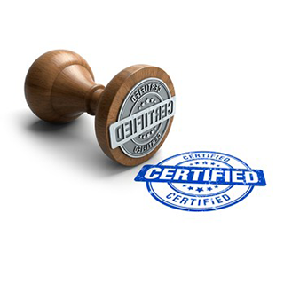 All Certified Products